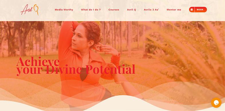 Avril | Parshva Web Solutions